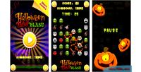 Devil halloween blast