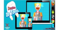 Doctor dentist game html5 teeth