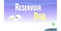 Dog reservoir game mobile html5
