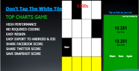 Don t tap the white tile add more easily musics