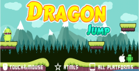 Dragon jump html5 mobile capx game