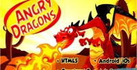 Dragons angry html5 capx android