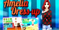 Dress amelia up
