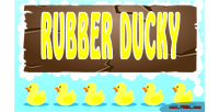 Ducky rubber