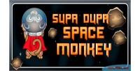 Dupa super space monkey