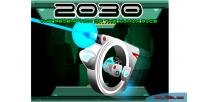 Em shoot up scrolling side 2030 game arcade