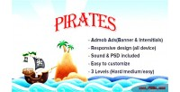 Empires pirates html5 game