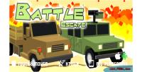 Escape battle game mobile html5