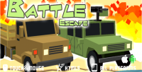 Escape battle game mobile html5