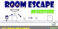 Escape room capx game html