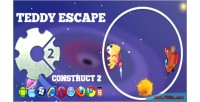 Escape teddy html5 game