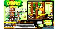 Escape viking html5 game mobile admob vesion construct capx 2