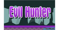 Evil hunter html5 game included capx