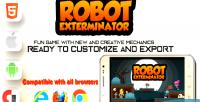 Exterminator robot