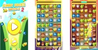 Faces2 funny match3 game html5 capx mobile