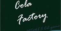 Factory cola game mobile html5