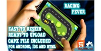 Fever racing html5 game version mobile construct capx 2