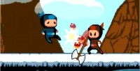Fighting 2d platformer capx engine game