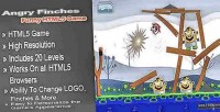 Finches angry game html5 funny