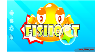 Fishoot html5 game construct2 capx cocoon control mobile ads