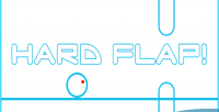 Flap hard html5 game