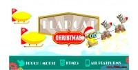 Flapcat game christmas