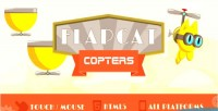 Flapcat game copters