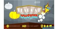 Flapcat game halloween