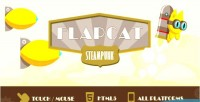 Flapcat game steampunk