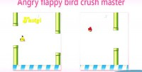 Flappy angry bird game html5 crush