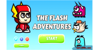 Flash the game html5 adventures
