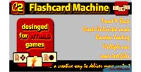 Flashcard c2 machine