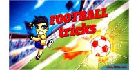 Football tricks html5 multi game sport language