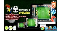 Footgolf evolution html5 construct game sport 2