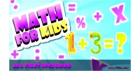 For math kids game html capx