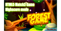 Forest the game game html5 match3