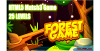 Forest the html5 game levels 25