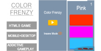 Frenzy color