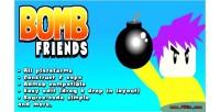 Friends bomb starter kit