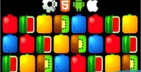 Fruit 5 html5 game version mobile construct capx 2