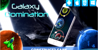 Galaxy domination memory html5 capx game