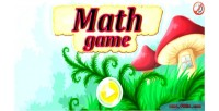 Game math html5 game educational included capx