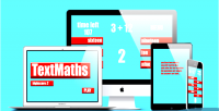 Game math text maths