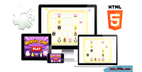 Game memory game educational html5