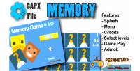 Game memory html5 capx game 2 construct