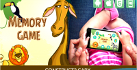 Game memory html5 capx game