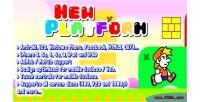Game platform 2d full