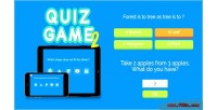 Game quiz game html5 2