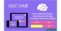 Game quiz html5 game