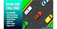 Game racing challenge html5 game version mobile construct capx 2